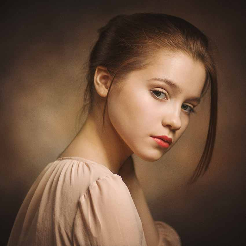 Inspiratie voor barok portretfotografie
